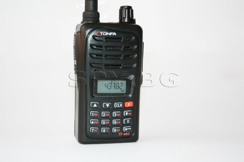Телефонен аудио бръмбар + приемник