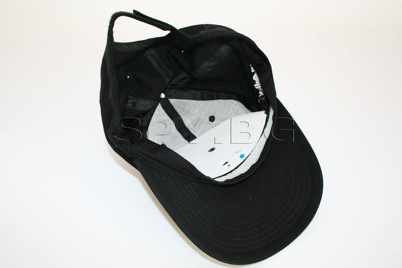 HD04 - 4GB Camera Hat