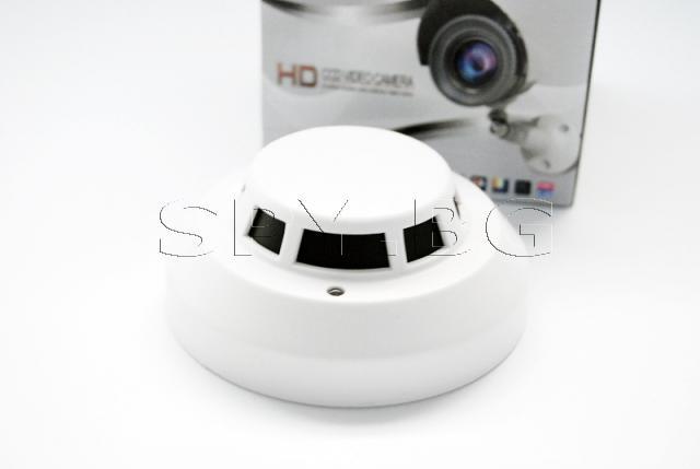 Камера с висока резолюция в димен детектор