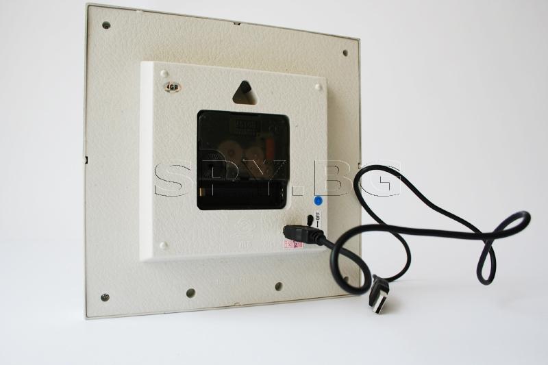 Скрита камера с дистанционно управление 4GB