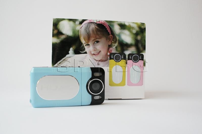HD цифрова видео камера