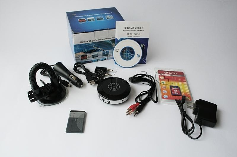 Цифрова видеокамера за автомобил - 4GB