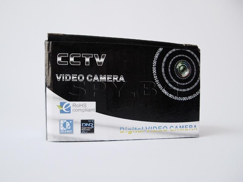 Изключително тънка CCTV камера