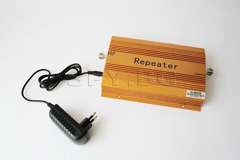 Усилвател на GSM сигнал за 2000 кв. м