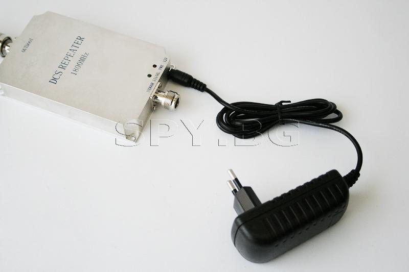 DCS усилвател на GSM сигнал 200 кв. м.