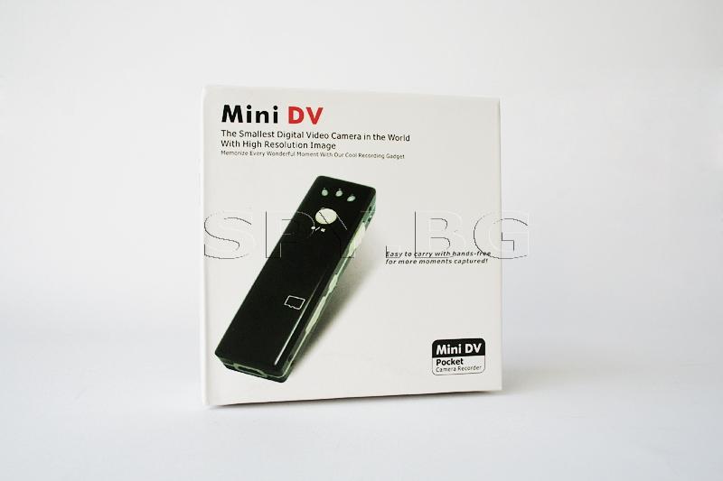 Миникамера и аудиорекордер 4GB