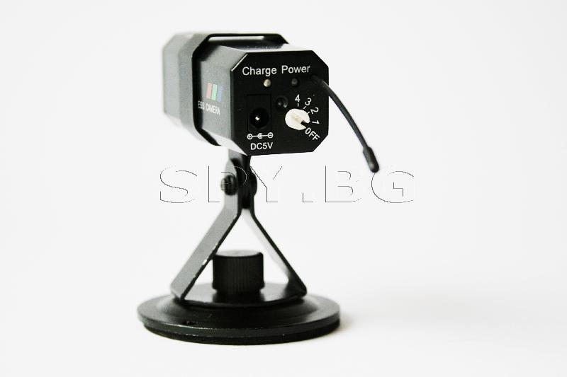 Безжична камера 2.4 GHz с 4 канала