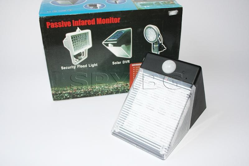 Камера със соларен панел
