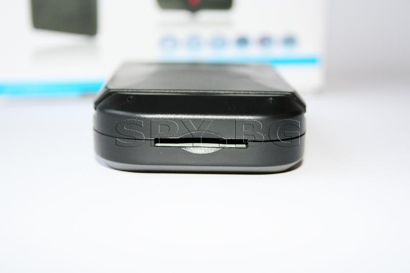 HD камера с рекордер за автомобил
