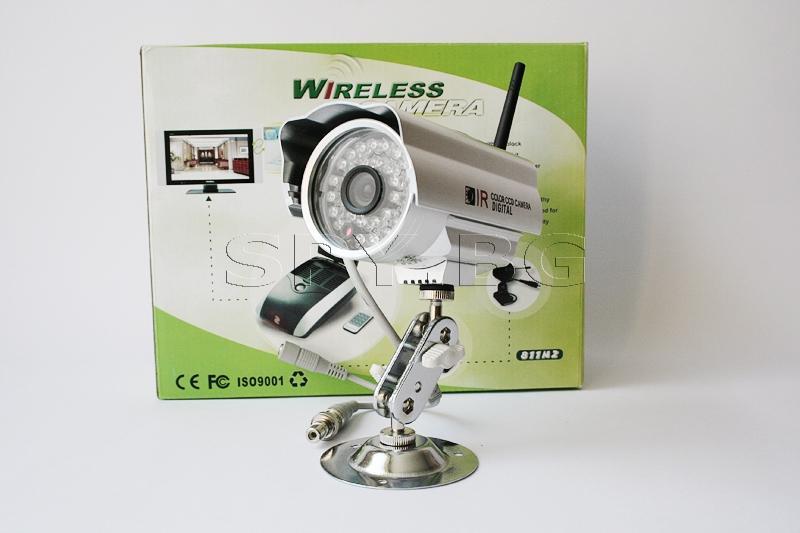 Камера за външен монтаж и приемник