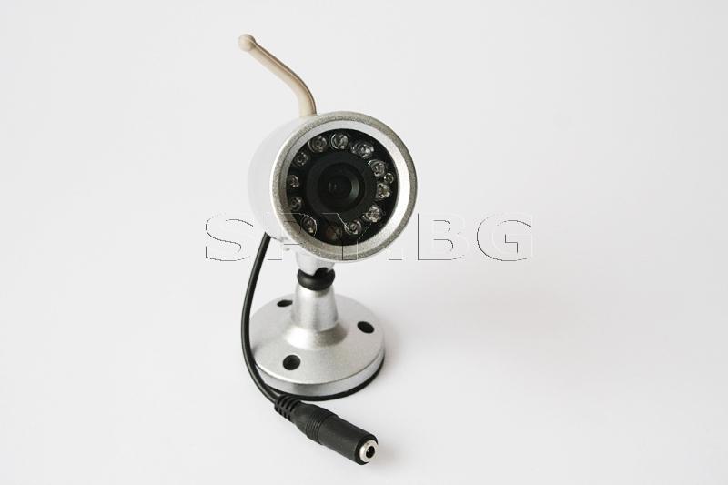 Безжична камера с 11 диода, 2.4 GHz