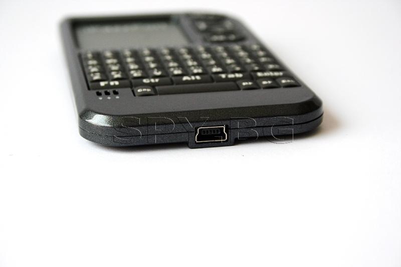 Безжична микро клавиатура