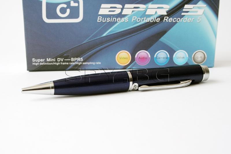 Химикалка-камера 8GB