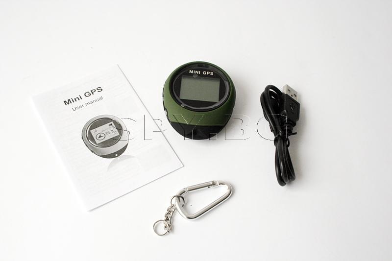 Мини GPS приемник