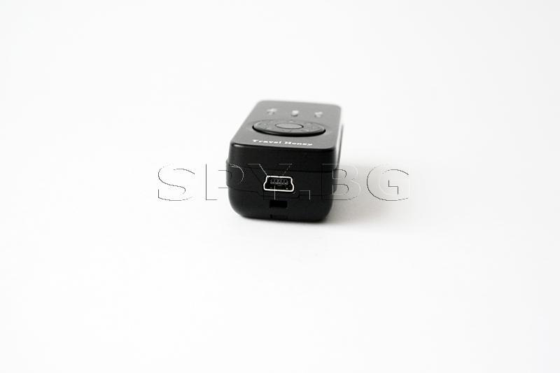 Комбиниран GPS приемник и Data logger