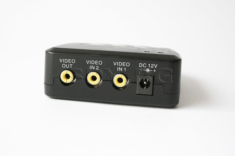 Рекордер за жични камери