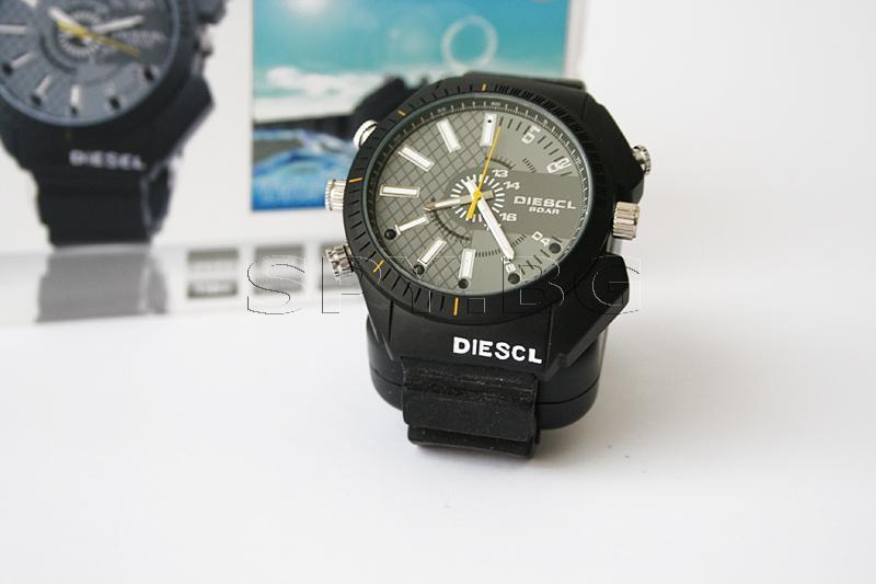 Камера във водоустойчив часовник, с IR подсветка 4GB