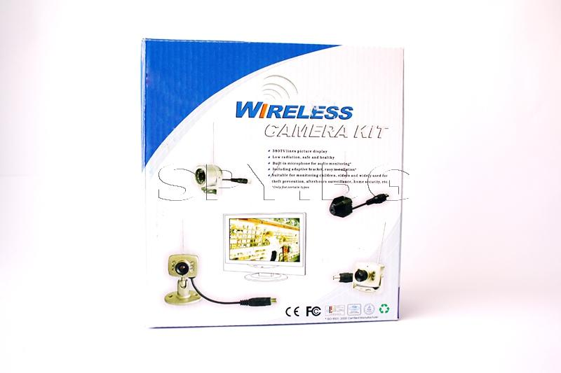 1.2 GHz безжична камера и приемник