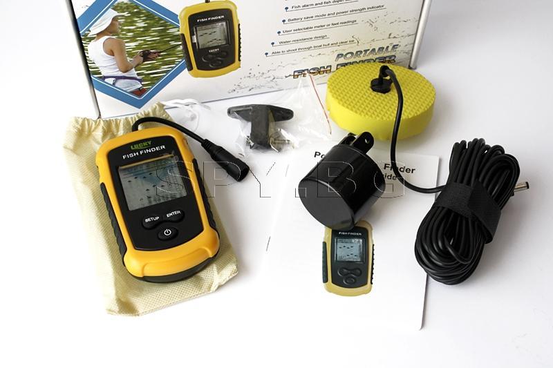 Ръчен риболовен скенер