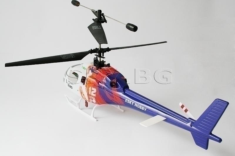 Хеликоптер Big Lama