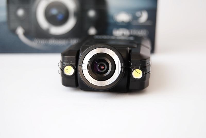Автомобилна камера с висока резолюция