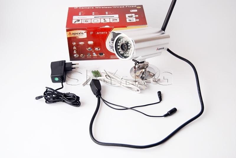 IP камера за външен монтаж