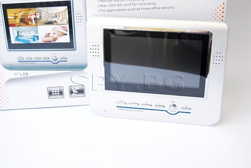 Безжична система за видео наблюдение
