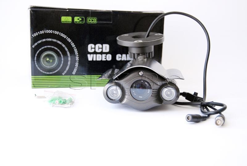 CCD камера за външен монтаж