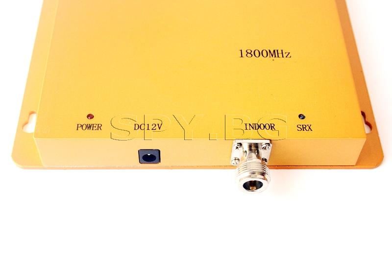 DCS усилвател за 2000 кв.м.