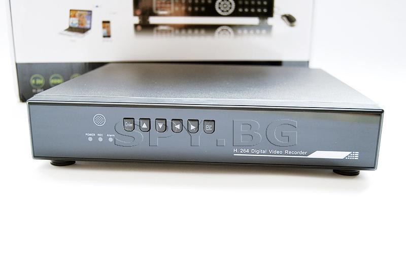 Четириканален видео рекордер