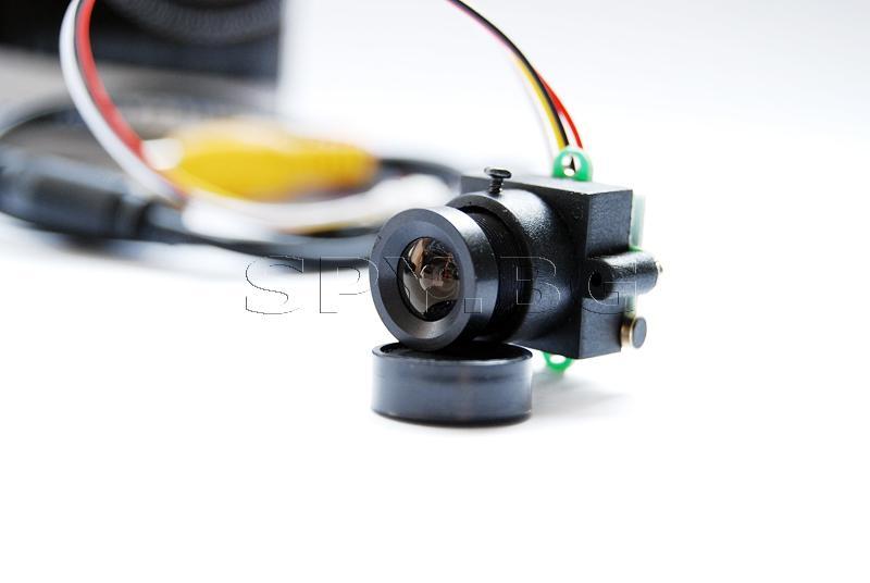 CCTV камера със звук, MC495A12