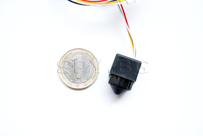CCTV камера със звук, MC91AP36