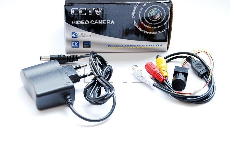 CCTV камера със звук, MC91AB18