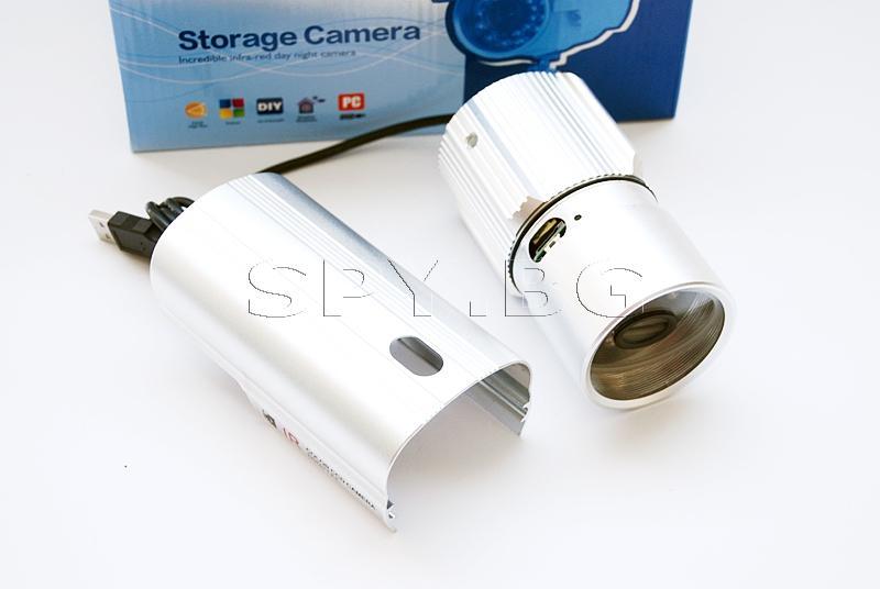 Записваща камера за външен монтаж