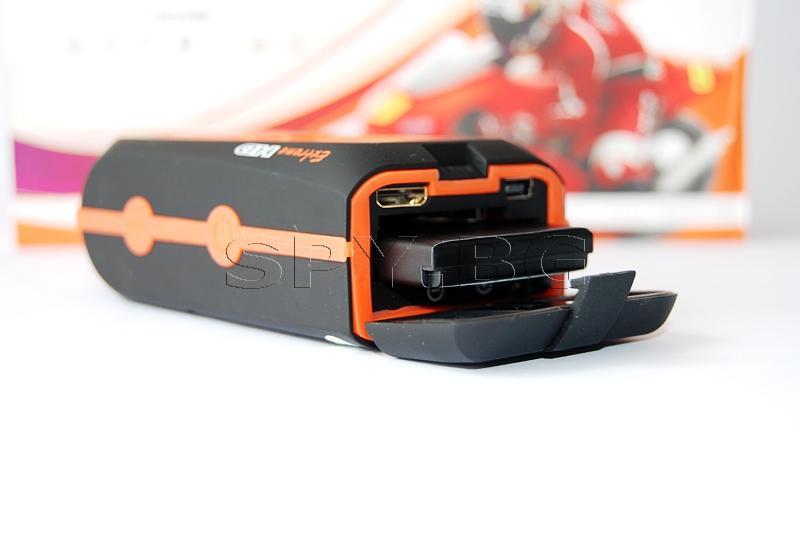Водоустойчива Full HD спортна камера