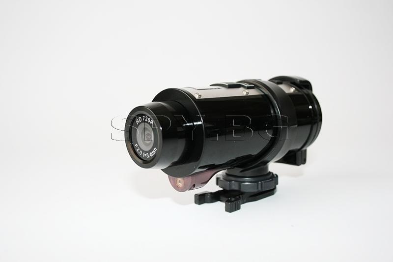 Спортна камера с висока резолюция