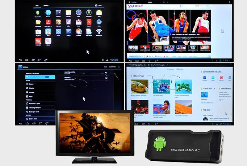 Мини PC MK802+ с Android 4.0