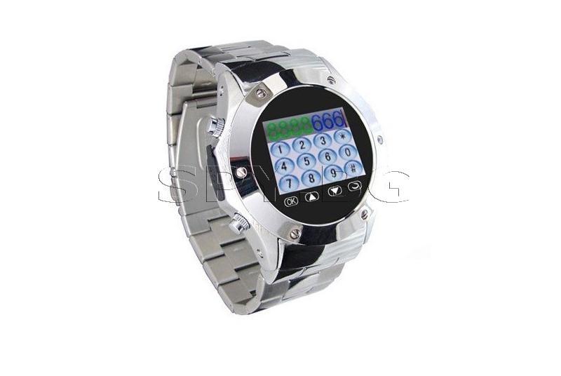 Часовник-мобилен телефон