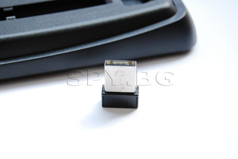 Безжична мини клавиатура + Мини PC с Android 4.0