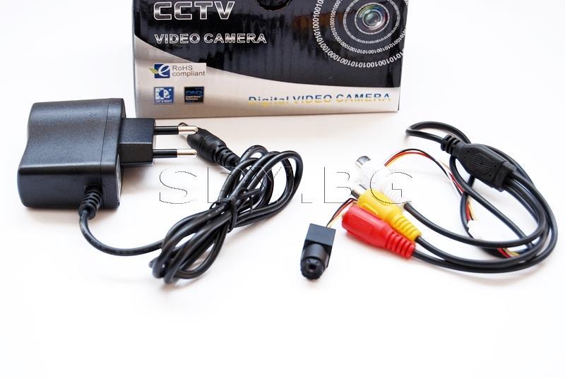 Мини CCTV камера