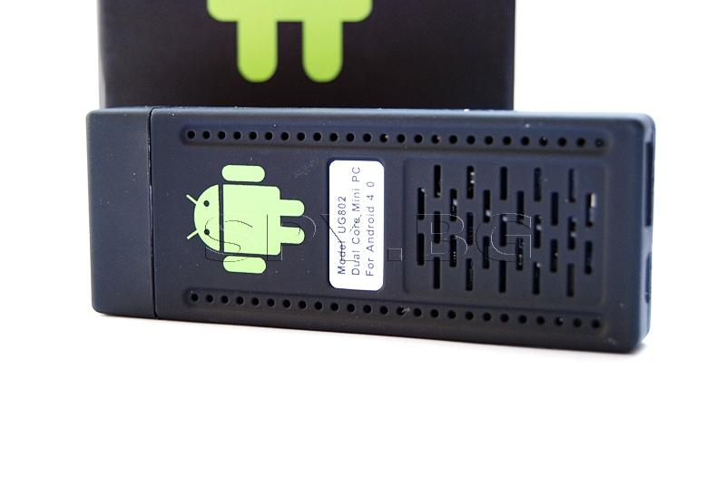 Mini PC UG802 с Android 4.0
