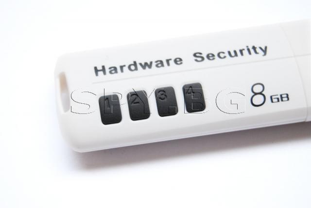 Флашка с парола