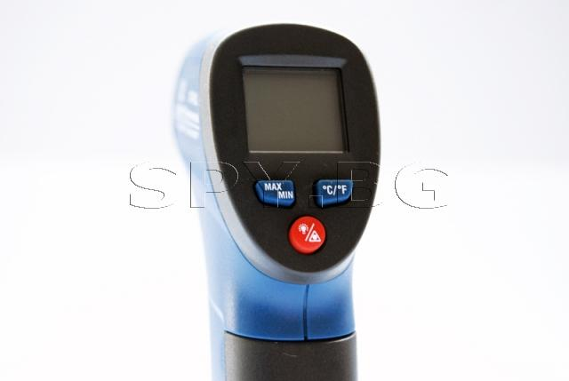Инфрачервен термометър