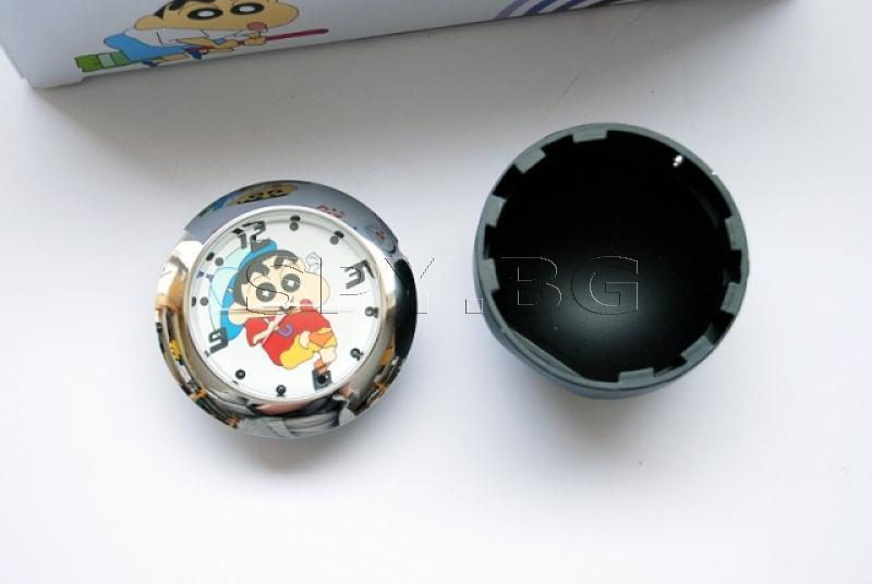 Скрита камера в детски часовник