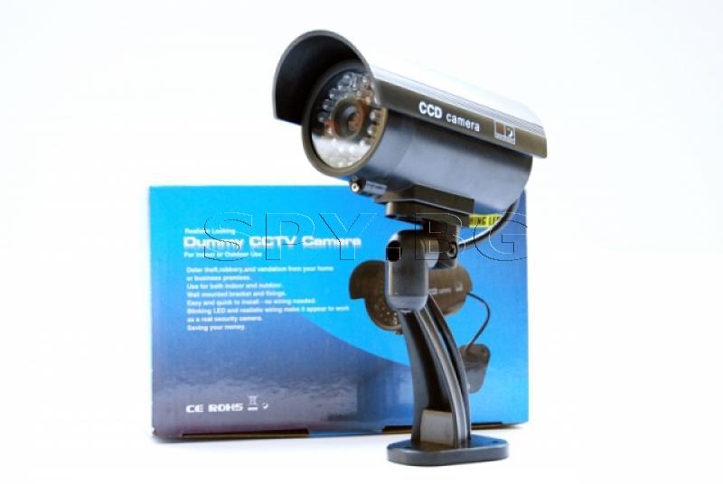 CCTV Бутафорна охранителна камера с диод
