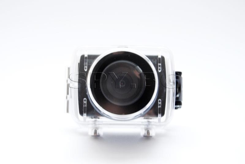 HD камера във водоустойчив кожух