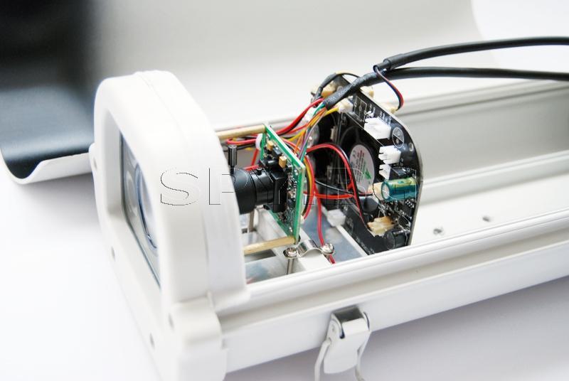 CCD камера с IR диоди
