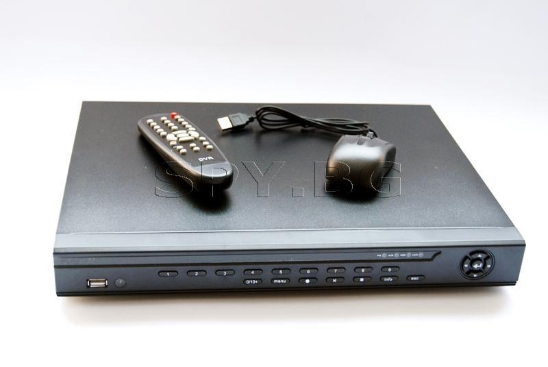 16-канален видеорекордер