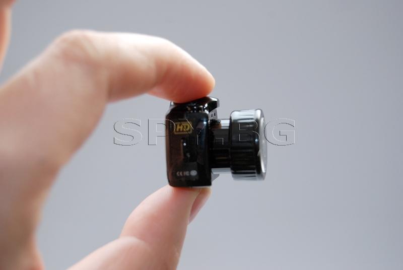 Миниатюрен фотоапарат
