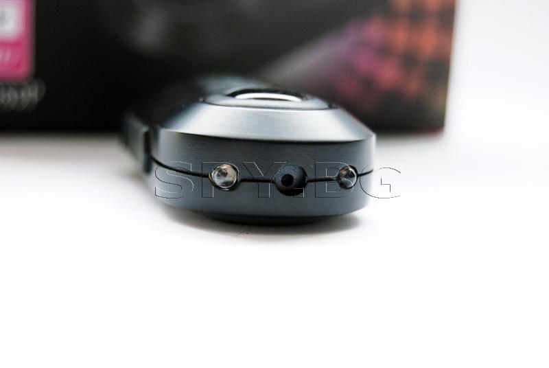 Ключодържател с детектор за движение